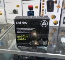 Лампы светодиодные ДВ H27 6000k